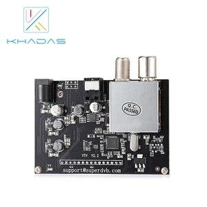 Image 1 - Khadas VTV Extention DVB T פיתוח לוח, האיחוד האירופי Plug