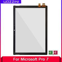 New Tested For Microsoft Surface Pro 7 Pro7 1866 Touch Screen Digitizer Front Glass Replacement 100% Worked