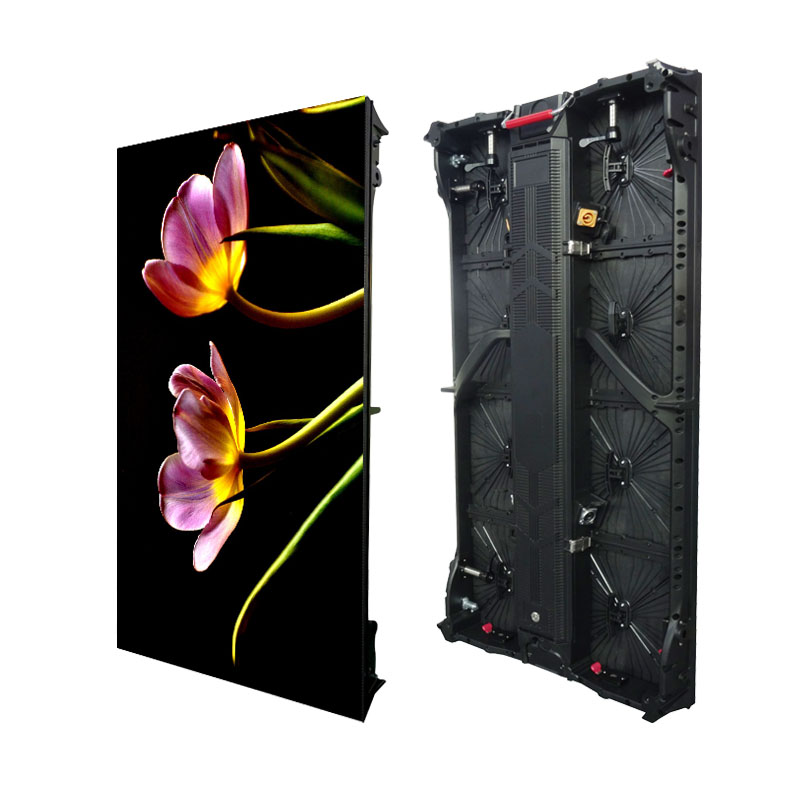 High Quality 3.91 Mm Outdoor Stage Show  Rental Led Display Screen Led Monitor Display
