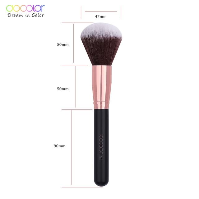 Docolor Makeup Brushes Set Profesional Powder Foundation Blush Blending Eye shadow Make Up Brush Cosmetics Beauty Tools 2