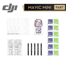 DJI Mavic Mini Creative Kit DJI Original DIY Accessories Kit for DJI Mavic Mini  Includes Blank Shell Stickers Colorful Markers