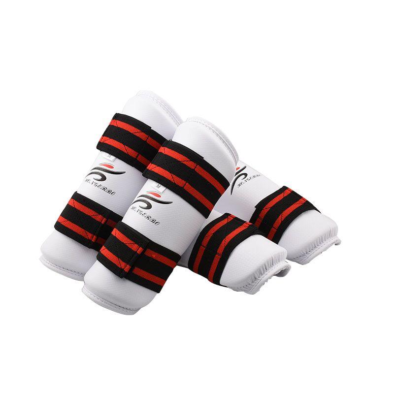 Taekwondo Leg Sleeve Compression Set Foot Knee Warmer Sockes Forearm Hamstring Arm Support Karate Equipment Adults Youth Kids
