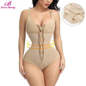 Image 1 - Lover Beauty Slimming Underwear Bodysuit Body Shaper Women Waist Trainer Shapewear Postpartum Recovery Butt Lifter Panties