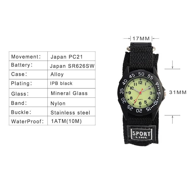 de quartzo bonito relógio montre rotativo moldura analógica
