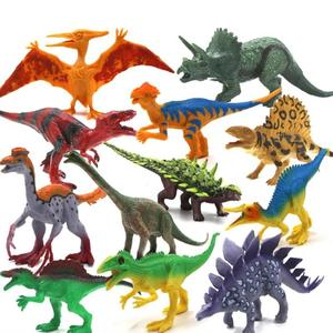 Image 2 - Jurassic Park Dinosaur Toys Model for Child Dragon Toy Set for Boys Velociraptor Animal Action Play Figure One Piece Home Deco