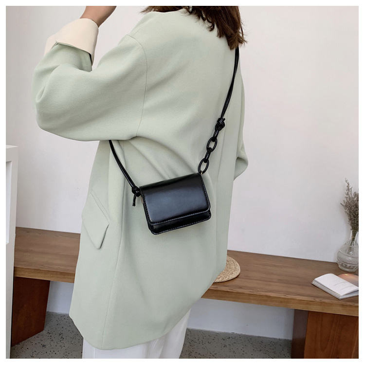 Five Colors Of SweetsRetro Mini Bags For 2020 Small Chain Handbag Small Bag PU Leather Hand Bag Ladies Shopping Bags (18)