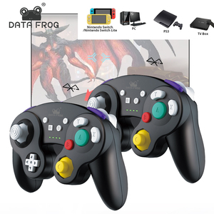 Image 1 - Data Frog mando inalámbrico Compatible con Bluetooth, para Nintendo Switch/ Switch Pro, PS3, Android TV/ PC