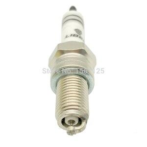 Image 5 - 1PC INT VORTEX IRIDIUM patent motorcycle spark plug EIX D8 FOR D8EA DR8EIX DR8EGP DPR8EIX 9 IX24B X24ESU D8TC D8RIU bujia HG2CU