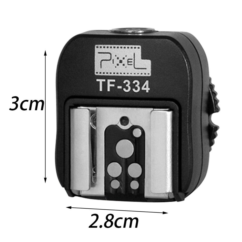 TF 334 крепление для конвертера запасные части Speedlite студийный светильник для камеры аксессуар для вспышки адаптер Горячий башмак алюминиевый сплав для sony A7 RX1