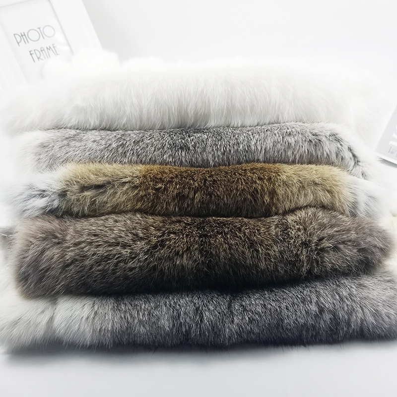 Nature Real Genuine Rabbit Fur Sale By Whole Piece