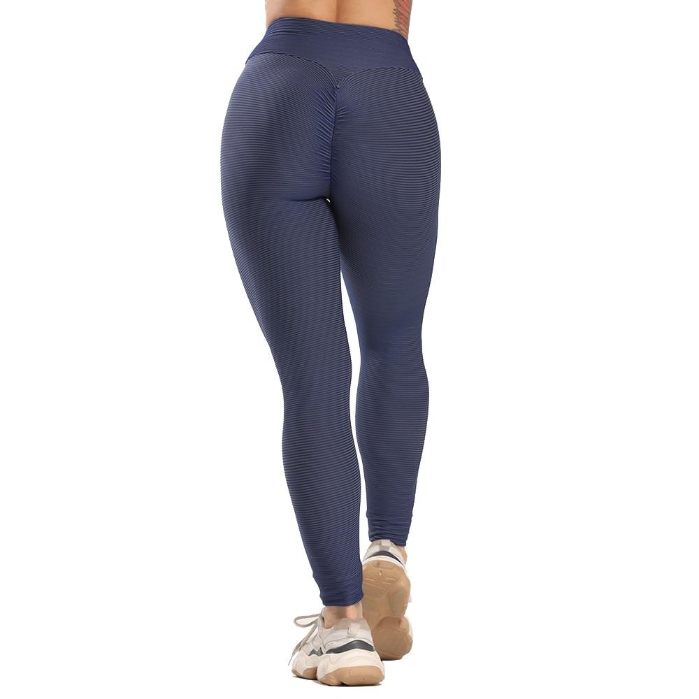 Women Sport Textured Booty Leggings 23