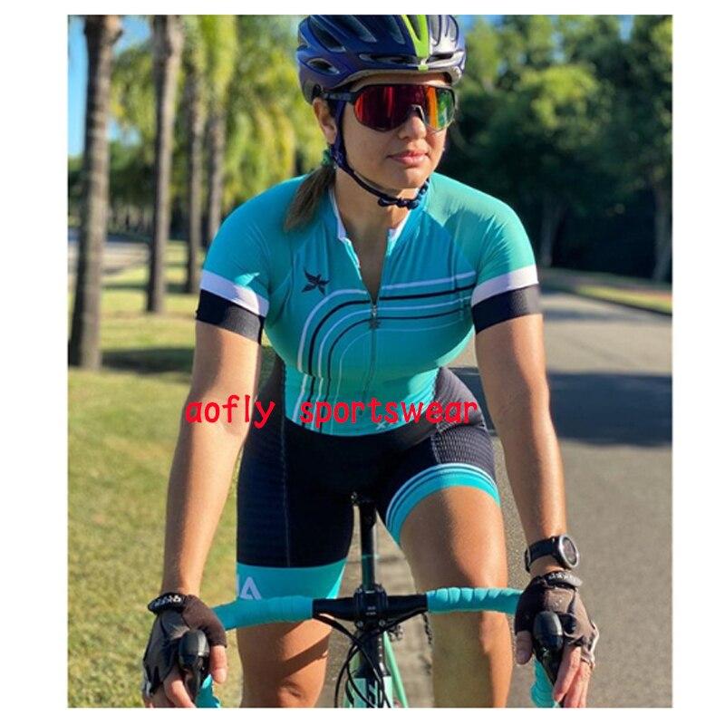 2020 xama pro feminino triathlon skinsuit bicicleta ciclismo conjuntos de jérsei macaquinho feminino roupas de bicicleta macacão gel almofada conjunto feminino ciclismo macaquinho ciclismo feminino  roupas com frete 8