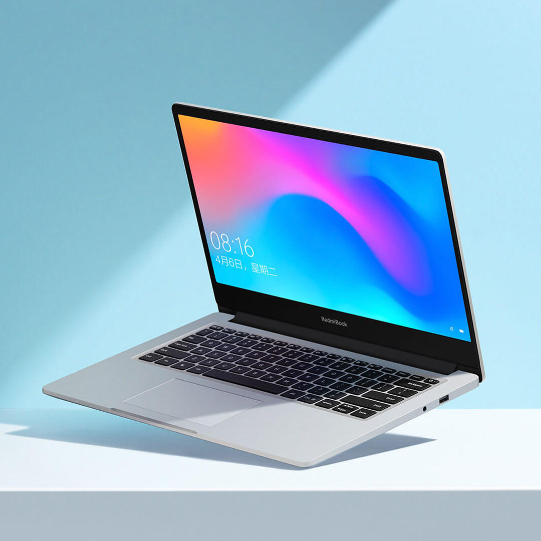 Original Xiaomi RedmiBook Laptop Pro 14.0 Inch I7-10510U NVIDIA GeForce MX250 8GB DDR4 RAM 512GB SSD Ultra-Thin Notebook