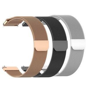 24 мм металлический ремешок для часов браслет ремешок для Kospet Hope/Prime/Optimus Pro/Brave Смарт-часы телефон мужские часы