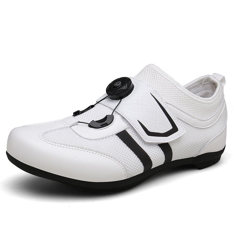 Men Road Bike Bicycle Shoes Anti-slip Breathable Cycling Shoes Triathlon Athletic Sport Shoes Zapatos bicicleta