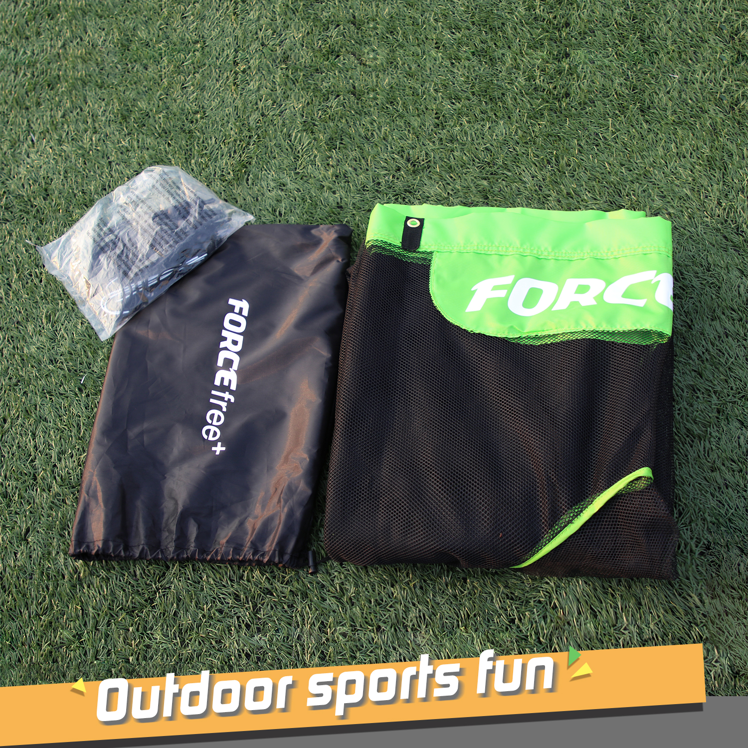 Fordable Soccer Goal Target Nets-with 5 Scoring Zones Extra-Sturdy Portable 5