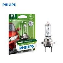 Philips 12972LLECOB1 Car halogen headlight 1 PCs H7 12V 55W PX26d LongLife Ecovision blister card Auto Lamp увелич life service
