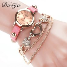 Simple Fashion Small And Exquisite Leather Strap Ladies Bracelet Watch relogio feminino montre femme(China)
