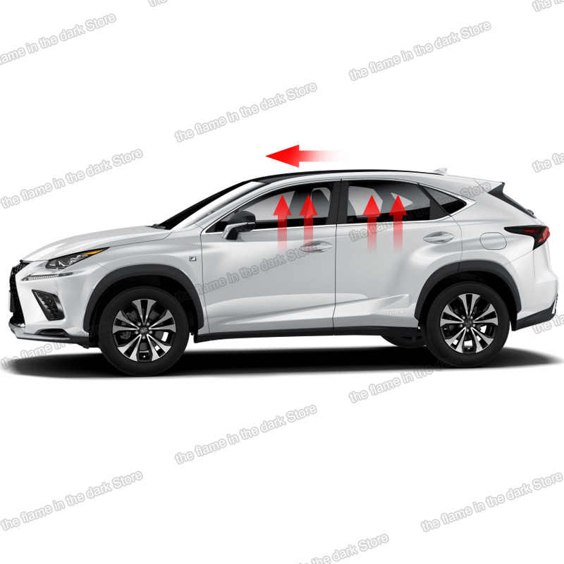 For Lexus NX 200t NX 300h NX200 NX300h 2015 2016 2017 2018