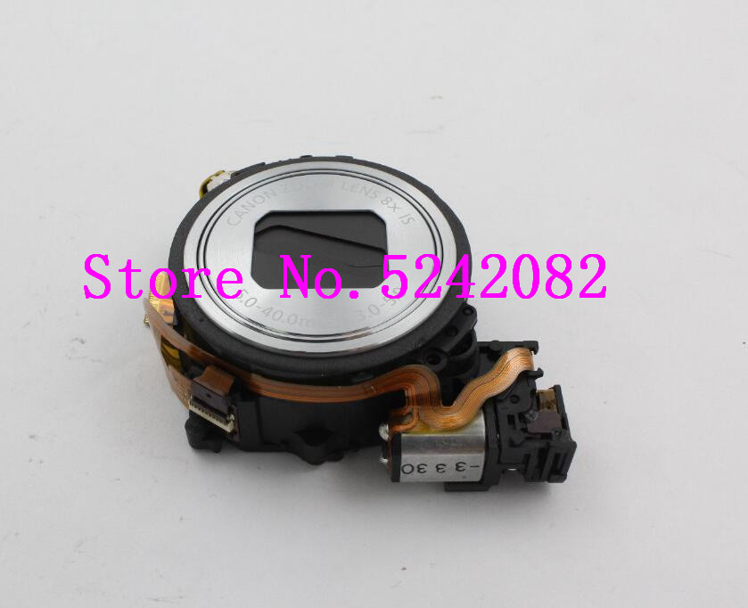 95%NEW Original Zoom Lens+CCD Unit Repair Part For Canon For Powershot A4000 IS ; A4050 IS ; PC1730 Digital Camera