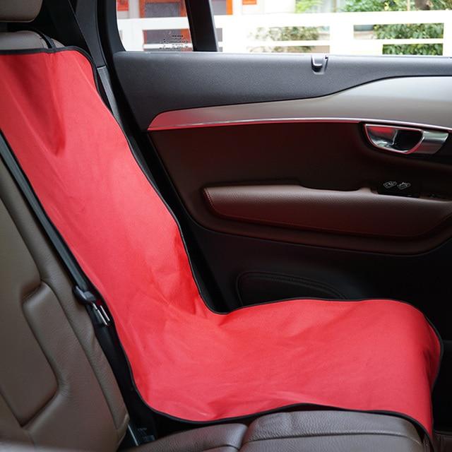 Car Waterproof Back Seat Pet Cover Protector Mat  5