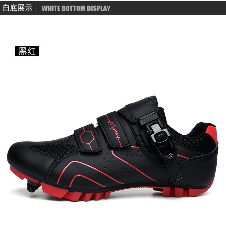 Sapatos de ciclismo de estrada sapatos de