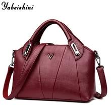 Messenger-Bags Vintage Handbags Women for Bolsa Sac Main New