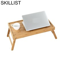 Notebook Office Tray Bed Tafelkleed Standing Mesa Portatil Laptop Stand Adjustable Tablo Bedside Desk Study Computer Table