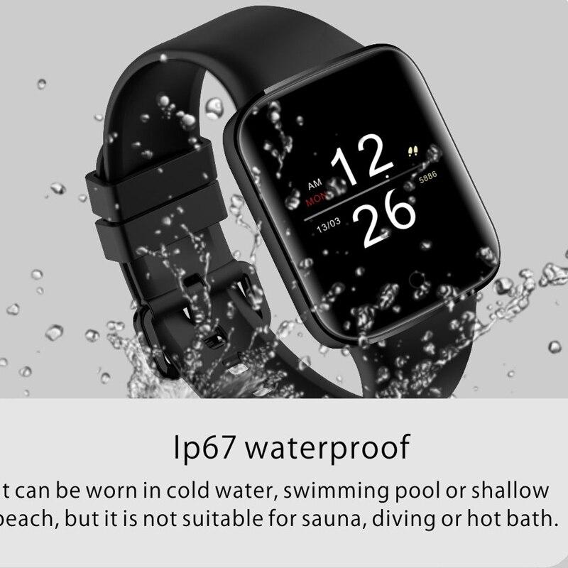Купить умные спортивные часы с измерением температуры пульса артериального