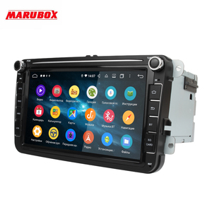 Image 4 - MARUBOX Car Multimedia player Android 10 GPS 2 Din Car Radio Audio Auto For VW/Volkswagen/POLO/PASSAT/Golf 8 Cores 4G 64G KD8101