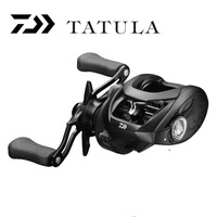 ORIGINAL JAPAN DAIWA TATULA 200 H 200HL 200HS 200HSL Low Profile Fishing Reel Casting Reel 7BB + 1RB|Fishing Reels|   -