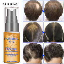Tea Tree Hair Growth Essence Hair Loss Products Essential Oil Liquid T