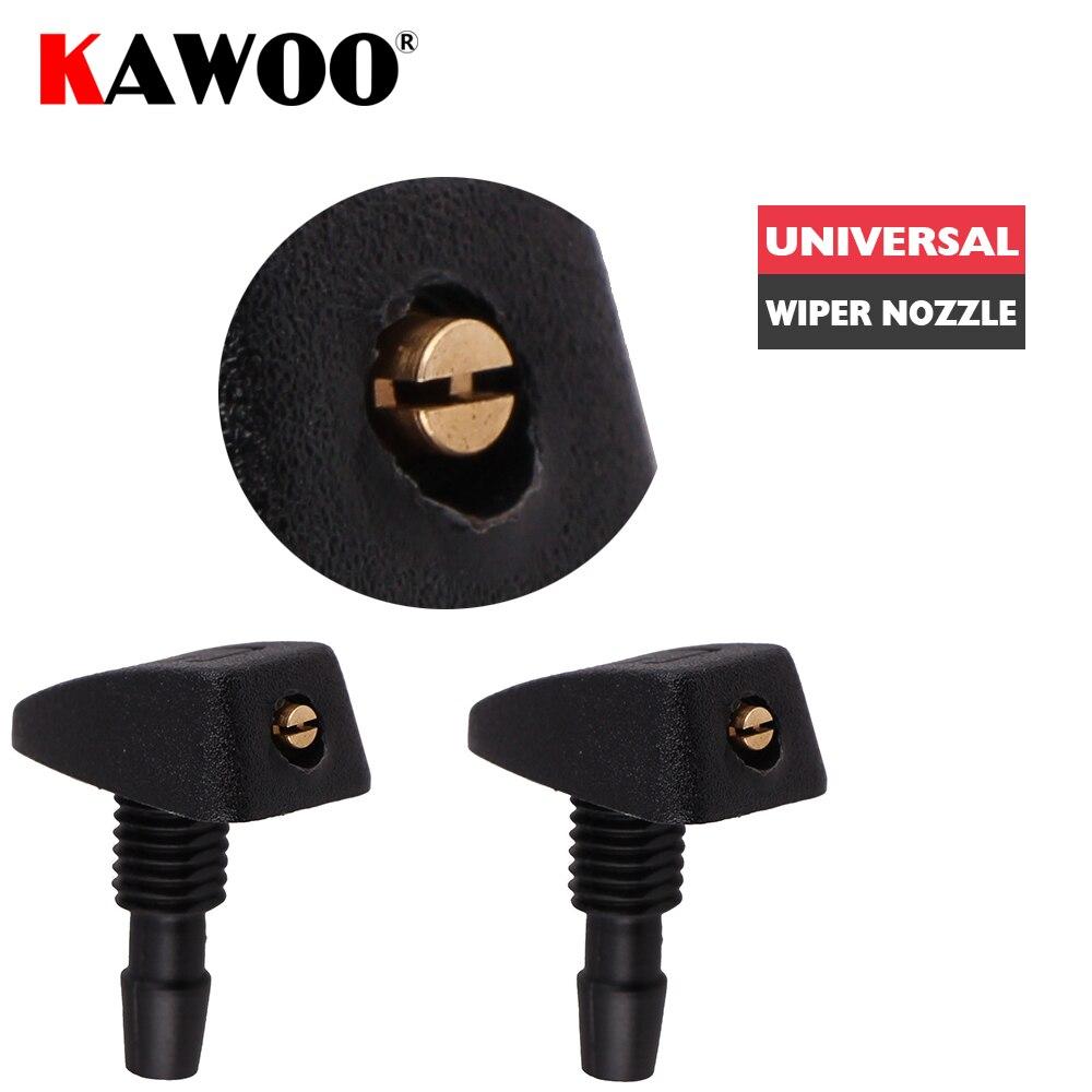 คุณภาพสูงใบปัดน้ำฝนรถยนต์ Bonnet Wiper nozzle สำหรับ Honda Toyota Nissan Nissan Buick Mazda BMW Mitsubishi รถอุปกรณ์เสริม