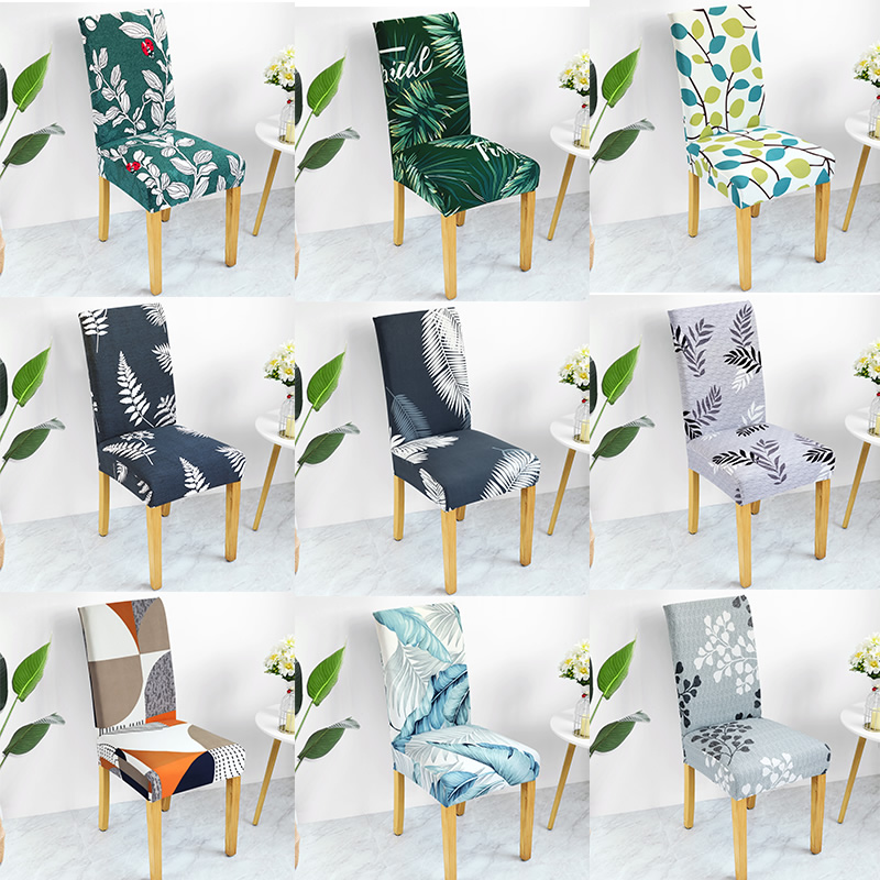 Universal Size Chair Cover Big Elastic Slipcovers Chair Covers Wedding Decoration House Restaurant Hotel Party Banquet Home