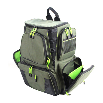 Multifunctional Trekking Sport Outdoor Travel Large Capacity Men Women Portable Hiking Storage Bag Fishing Backpack Multi Pocket