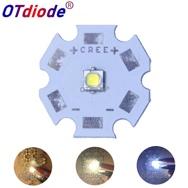 1PCS Cree XPG2 Led XP-G2 1-5W LED Emitter Cold White 6500K Neutral White 4500k  For Flashlight/spotlight/Bulb