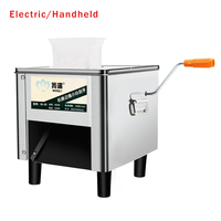 Electric Meat Slicer handheld Commercial Slicing Machine Automatic Meat Cutter Stainless Steel Micing Machine Vegetable Slicer