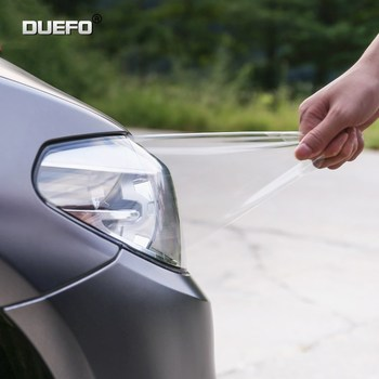 ТПУ фар защитный прозрачный восстановление Защитная пленка для BMW F30 F10 F25 X5 F15 X6 F16 G30 F25 F45 G11 G12