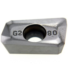 MZG APKT1135PDFRG2 APKT1604PDFRG2 ZPW10 Aluminum Solid Tungsten Carbide Milling Cutter Inserts