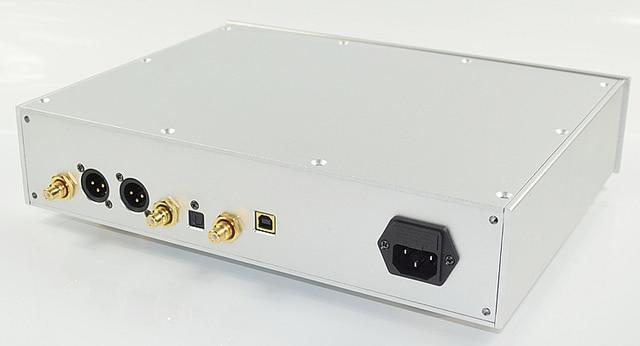 Double AK4497EQ + AK4118 décodeur de luxe équilibré DAC prend en charge la Fiber DSD/coaxial/carte amplificateur de décodage dentrée USB avec amplificateur NE5532 Op