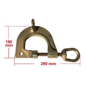 Image 4 - Auto G Stil 2 WEG Puller Clamp Rahmen Zurück Selbst Verschärfung Auto Körper Reparatur Pull Rahmen Arbeit