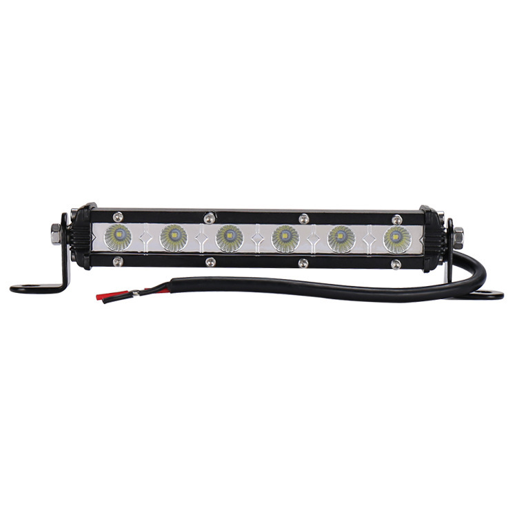 18 W Working Lamp Manufacturers Selling Single Concentrated Floodlight Off-road LED Car Light Auxiliary Lights