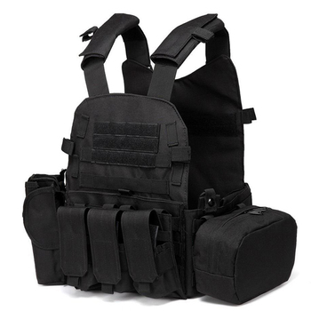 6094 Tactical Molle Vest Military Army Combat Training Body Armor Vest Outdoor Hunting Airsoft Sport Protection Vests military equipment tactical vest airsoft hunting molle vest for outdoor wargame army training paintball combat protective vest