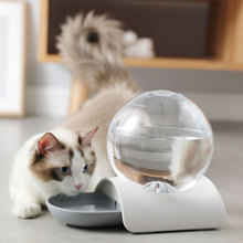 New Automatic Water Dispenser Dog Cat New Safe Non-toxic Drinking Fountainbubble Ball Pet Water Feeder Safe Water Dispenser safe third country vs non refoulment