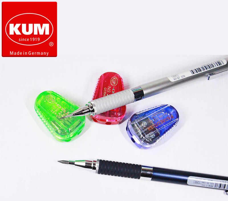 Kum 303.58.21 Plastic Lead Pointer Pencil Sharpener Colors Vary by KUM/&KUM