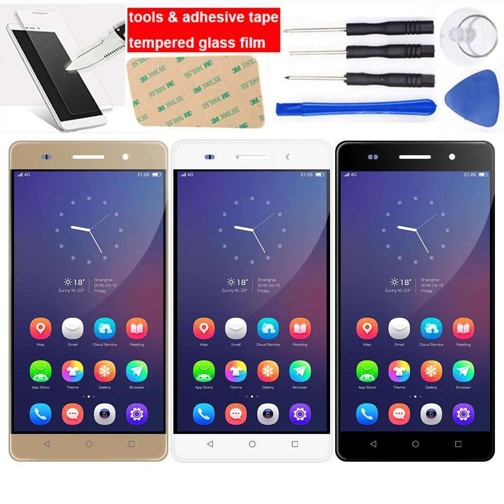 LCD pour Huawei Honor 4C LCD CHM-U01/G jouer Mini CHC-U01 CHC-U03 écran LCD écran tactile numériseur verre assemblée avec cadre