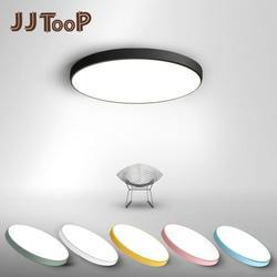 LED Ceiling Light Ultra-thin LED Mordern Simple Lamp Round Square for Living Room Bedroom Foyer Dinning Room 220V 110V
