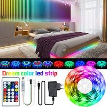 Led Strip Light DreamRGBDC12V WS2811 RGB Flexible Individually 5M 10M 15M 20M Addressable Tape Led RibbonSmart Lighting Tape