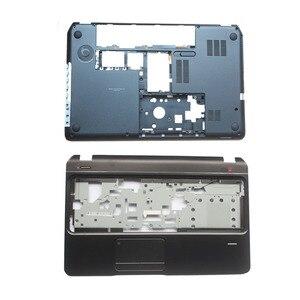 Image 1 - NEW Bottom Base Case Cover&Palmrest upper case cover for HP Envy Pavilion M6 M6 1000 707886 001 AP0U9000100