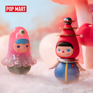 Image 2 - POP MART Pucky Space babies Toys figure Action Figure Birthday Gift Kid Toy free shipping